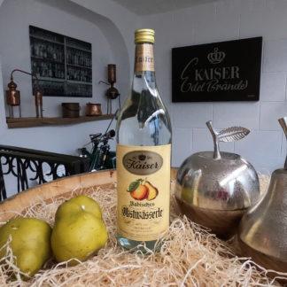Kaiser Obstbranntwein 40%